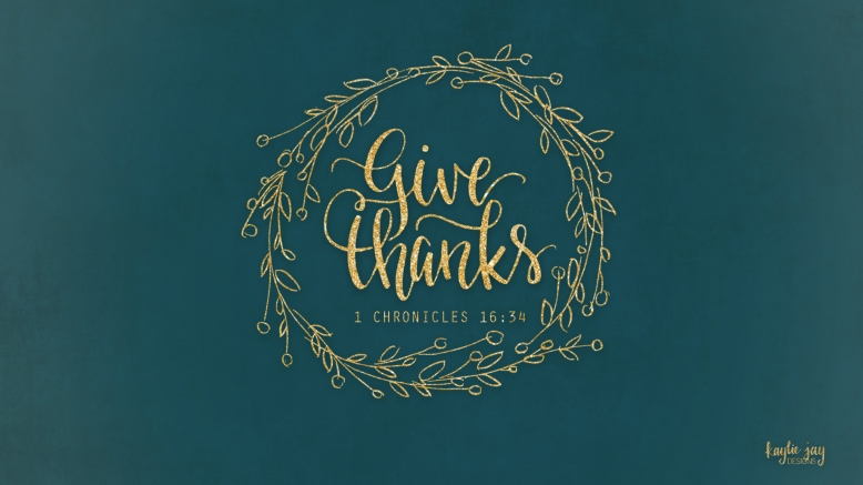 give thanks desktop wallpaper - photo #23